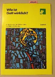 Boy, Dieter & Mary  Wie ist Gott wirklich? Ein Studium ist Gott wirklich? Leiterheft