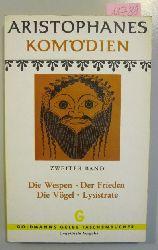 Aristophanes  Komödien. Zweiter Band.