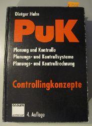 Hahn, Dietger  PuK. Controllingkonzepte.