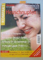 Öko-Test  Kompakt: Heuschnupfen. Fit & Gesund Nr. 12.