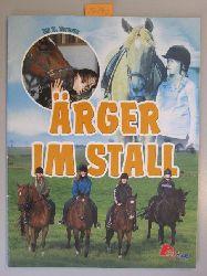 Toresen, Eli B.  Ärger im Stall. - Reihe: PonyClub.