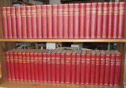 Autorenkollektiv  Zentralorgan für die gesamte Chirurgie und ihre Grenzgebiete. 114. bis 199. Band. 1950 bis 1969. (48 Bände)