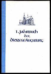 1. Jahrbuch der Diözese Augsburg.