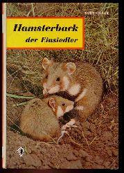 Knaak, Kurt:  Hamsterback, der Einsiedler. und Murmeltiere, die Kobolde der Berge. Göttinger Tierbücher