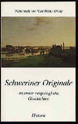 Oldag, Karl-Heinz:  Schweriner Originale un anner vergnäugliche Geschichten. Husum-Taschenbuch.