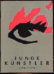 Ebert, Matthias:  Junge Künstler im Bezirk Schwerin. Ausstellung im Schloß Güstrow 1989.
