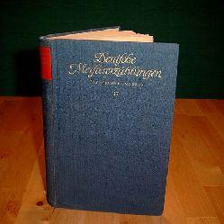 Deutsche Meistererzählungen des 19.Jahrhunderts (nur) Teil 2. Otto Ludwig. Eduard Möricke. Theodor Storm. Klassikerbibliothek für die Deutsche Jugend.