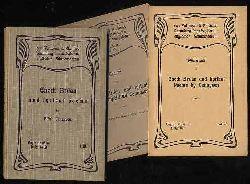 Tennyson, Alfred:  Enoch Arden and Lyrical Poems. Velhagen & Klasings Sammlung französischer und englischer Schulausgaben. English Authors 87. Lieferung.
