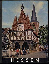 Hagen, Gunther:  Hessen. Ein Bildwerk.