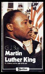 Bos, G. J.:  Martin Luther King. Ein Friedensstifter gibt nicht auf. Ypsilon 5.