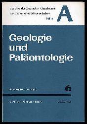 Geologie und Paläontologie. Berichte der Deutschen Gesellschaft für Geologische Wissenschaft. Reihe A. Bd. 15 (nur) H. 6.
