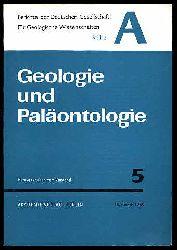 Geologie und Paläontologie. Berichte der Deutschen Gesellschaft für Geologische Wissenschaft. Reihe A. Bd. 14 (nur) H. 5.