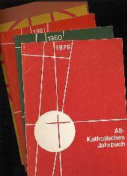 Kranz, Bernhard:  Alt-Katholisches Jahrbuch. Kirchliches Jahrbuch für die Alt-Katholiken in Deutschland mit Jahresweiser, kirchlichem Behördenverzeichnis und dem Verzeichnis der autonomen katholischen Kirchen der Welt.