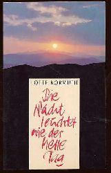 Bormuth, Lotte:  Die Nacht leuchtet wie der helle Tag. Edition C. T 247.