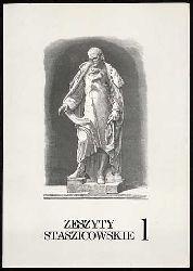 Zeszyty Staszicowskie 1.