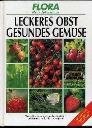 Krüger, Ursula:  Leckeres Obst, gesundes Gemüse. Kaum ein Obst oder Gemüse schmeckt frischer und ist gesünder als das aus dem eigenen Garten. Da weiß man, was drin ist. Hobbygärtner finden hier guten Rat von der Saat bis zur Ernte. FLORA - Alles für die Gartenpraxis.