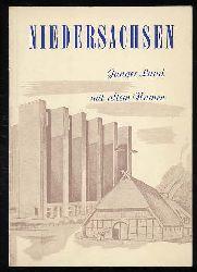 Niedersachsen, junges Land mit altem Namen.
