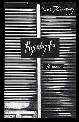 Kuusberg, Paul:  Regentropfen. Roman.