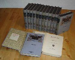 Rosegger, Peter:  Schriften. Volksausgabe. Erste Serie in 15 Bd.