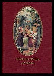 Erzählungen, Märchen und Gedichte. Ein Lesebuch mit vielen, weniger bekannten, außergewöhnlichen Geschichten.