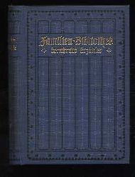 Familien-Bibliothek berühmter Erzähler Bd. 8.