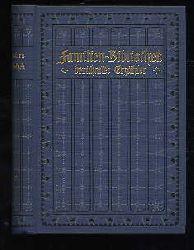 Familien-Bibliothek berühmter Erzähler Bd. 19.
