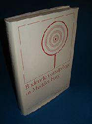 Schuldt, Ewald (Hrsg.):  Bodendenkmalpflege in Mecklenburg. Jahrbuch 1974.