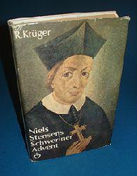 Krüger, Renate:  Niels Stensens Schweriner Advent. Erzählung.