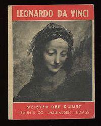 Basler, Adolphe (Hrsg.):  Leonardo da Vinci. Meister der Kunst.