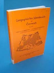 Wollschlägel, Helmut (Hrsg.):  Geographischer Jahresbericht aus Österreich. Bd. 59. Forschungsberichte Auslandsösterreicher - junge Geographinnen und Geographen berichten.