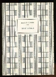 Gorki, Maxim:  Sasubrina. Beigabe zur Lotterie der Internationalen Presse-Ausstellung Köln 1928 Bd. 13.