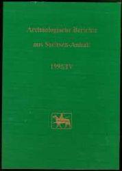 Fröhlich, Siegfried (Hrsg.):  Archäologische Berichte aus Sachsen-Anhalt 1995 (nur) Teil4. Vergabe des Denkmalpreises des Landes Sachsen-Anhalt.