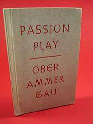 Passion Play in Oberammergau.