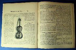 Hohmann, Christian Heinrich:  Praktische Violinschule Neue, gänzlich umgearbeitete und um 65 Volks- und volkstümliche Lieder vermehrte Ausgabe von Ernst Heim.