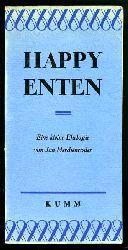 Herchenröder, Jan:  Happy Enten. Eine kleine Ehelogie. Kumm-Ologien. Eine originelle Bücherei.