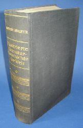 Lavalette, Robert:  Literaturgeschichte der Welt.