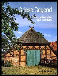 Giese, Richard:  Griese Gegend. Sagen und Geschichten, Sitten und Bräuche aus dem südwestlichen Mecklenburg.