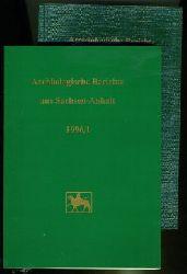 Fröhlich, Siegfried (Hrsg.):  Archäologische Berichte aus Sachsen-Anhalt. ABSA 1996 I-II.