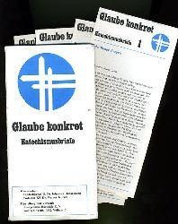 Hanselmann, Johannes und Werner Jentsch:  Glaube konkret. Katechismusbriefe.