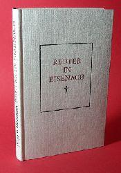 Borchert, Jürgen:  Reuter in Eisenach. Die Briefe des Physikus Schwabe. Roman.