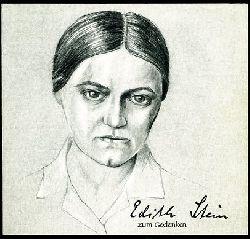 Edith Stein zum Gedenken. (Pfälzische Arbeiten zum Buch- und Bibliothekswesen und zur Bibliographie 13.)
