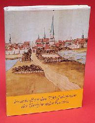 Lebendige Predigt der Väter. Festschrift zu den 700-Jahrfeiern der Greifswalder Kirchen.