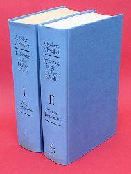 Robert, André und André Feuillet:  Einleitung in die Heilige Schrift. Bd. 1. Allgemeine Einleitungsfragen und Altes Testament, Bd. 2. Neues Testament.