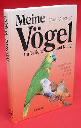Alderton, David:  Meine Vögel für Voliere und Käfig.
