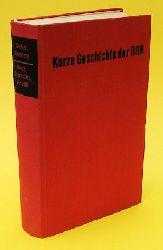 Doernberg, Stefan:  Kurze Geschichte der DDR.