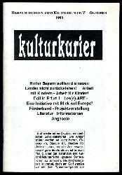 Kulturkurier. Kulturbund e.V