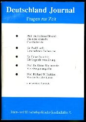 Fragen zur Zeit. Aus unserem arbeitsprogramm 1991. Kleine SWG-Reihe H. 52.
