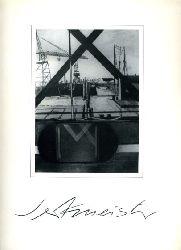 Werkmeister, Wolfgang:  Industrielandschaften. Photos - Gemälde - Radierungen.