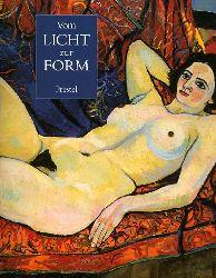 Buderer, Hans-Jürgen und Manfred [Hrsg.] Fath:  Vom Licht zur Form. Schätze französischer Malerei aus dem Petit Palais Genf.