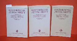 Gall, Lothar (Hrsg.):  Historische Zeitschrift. Band 251 in 3 Teilbänden.